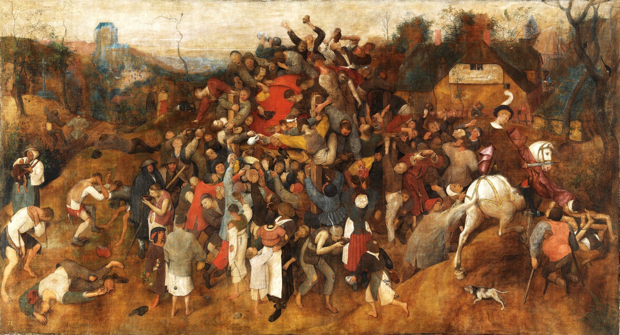The life in times of bruegel
