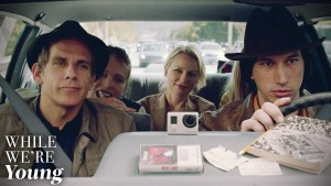 Irony is Wasted on the Young: Metamodernism and Noah Baumbach's While We're Young.