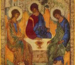 "The Nicene Creed: ""…who spoke by the prophets."""
